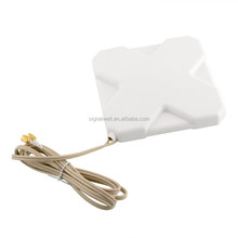 Signalwell [4G ANTENNA]Best selling 4G lte mimo panel antenna with two 10 meters cable