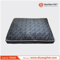 Customised luxury dog pet bed cushion