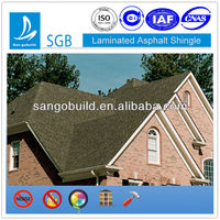 SGB 30-50 Years Double Deck Asphaltic Roofing Materials