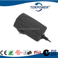 36W 12V3A 24V1.5A Wall mount power Adapter for cash register power supply