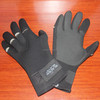 Rubber on palm neoprene gloves scuba diving gloves