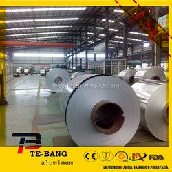 Heavy Duty Aluminium/Tin Metallic Foil Raw Material
