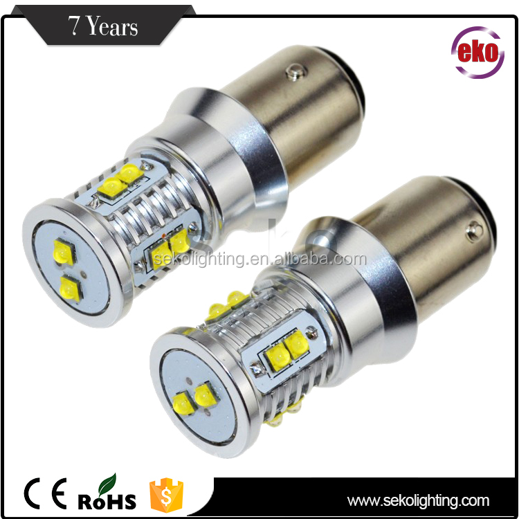 Professional Car Light Supply 12V 30V 9005 9006 H7 H8 7440 3156 Canbus Replacement Bulb Xbd 1156 50W Led