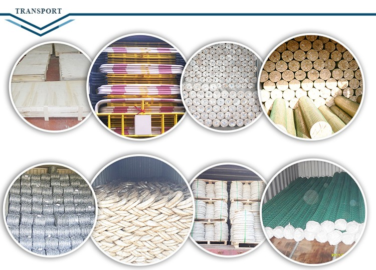 rectangular knitted stainless steel wire mesh