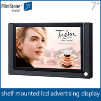 Flintestone auto loop 7 inch motion activated lcd screen