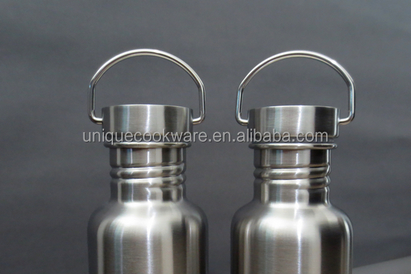 18/8 Food-Grade BPA Free Toxin Free 100% Stainless Steel Cap Stainless Steel Bottle