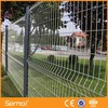 Short Metal Garden Fence/ Galvanized Sheet Metal Fence Panel/ Low Garden Border Fence Metal