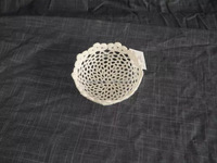 The new fruit candy store content plate handmade cotton lace