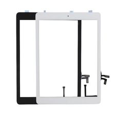 Front Panel Touch Glass Digitizer Screen Replacement Parts For iPad 2 3 4 mini Air