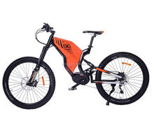 1000w strong electric bike with BAFANG central motor