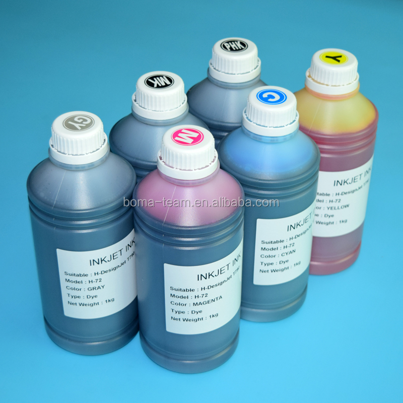 Color Vivid DYE ink refill kits For HP Z3100 Z3200 Wide format Plotters