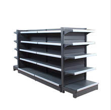 widely used supermarket shelves gondola with dividers