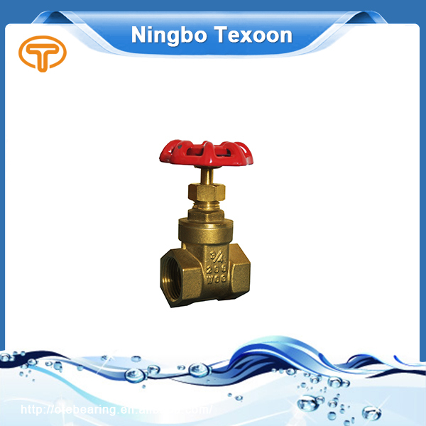 China Supplier High Quality Aluminum Bronze C95800 Gate Valve