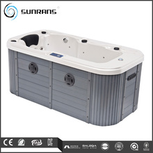 High Quality Air Jet Massage Outdoor Spa 1 Person Hot Tub
