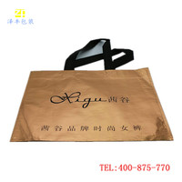 fashionable Hot selling high quality pp non woven tote bag
