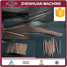 Complete toothpick producing machine