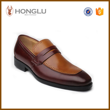 Loafer mens dress shoes made in China