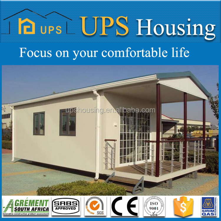 New design eco-friendly container house