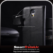 mobile cover factory for samsung galaxy s4 leather case