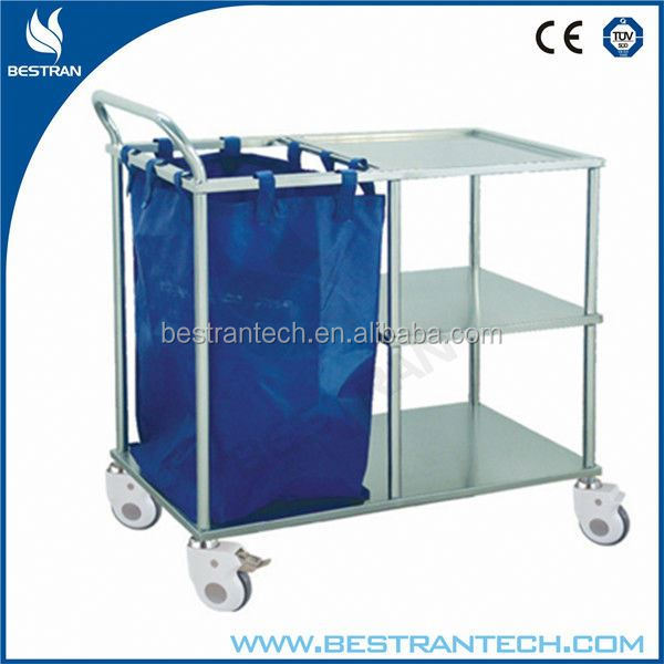 BT-SLT006 Durable stainless steel stainless steel surgical instrument table