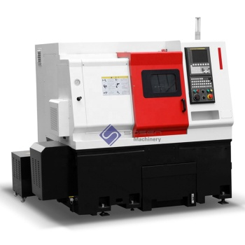 CK50 China slant bed CNC lathe machine price