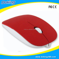 New stylish optical USB wired gaming mouse