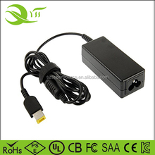 Shenzhen Laptop Supplier 65W 20V 3.25A ac dc adapter/power adapter usb jack for lenovo