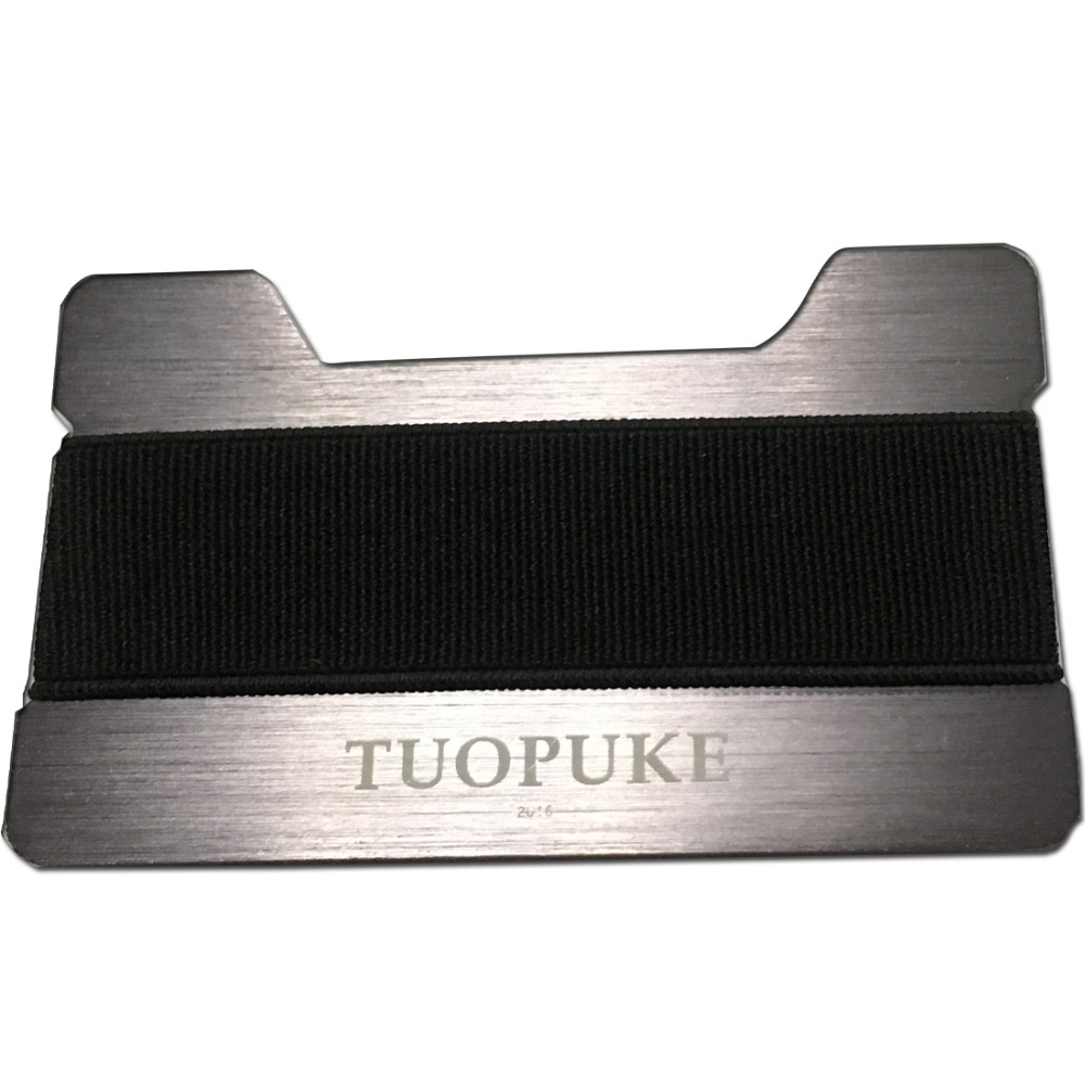top selling smart aluminium business card wallet shenzhen manufacturer
