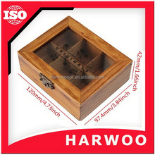 2015 new item wooden display box for jewelry
