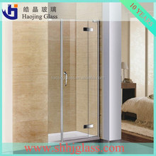 Hot sale hower glass,shower glass rubber seal