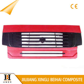 Factory Supply Grp Frp Truck Fiberglass Bumper