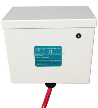 3 fase Power Saver Elektriciteit Opslaan Box, Elektriciteit Energy Saver Duitsland