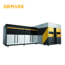 DEMARK 6 Cavity Rotary PET Plastic Bottle Machine