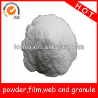 PES (Co-Polyester) hotmelt adhesive powder for making paste dot adhesive for interlining