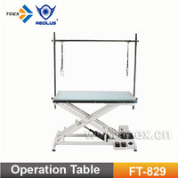 Pet Operation Table with LED Light FT-829