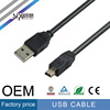 SIPU high quality 2.0 mini usb cable wholesale usb Charge cable factory price data cable