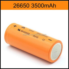 most popular product imr 26650 li-ion batteries IMR 22650 3500mAh 3.7V lithium ion battery26650 batteries packs