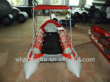 inflatable jet boat / motorized inflatable boat