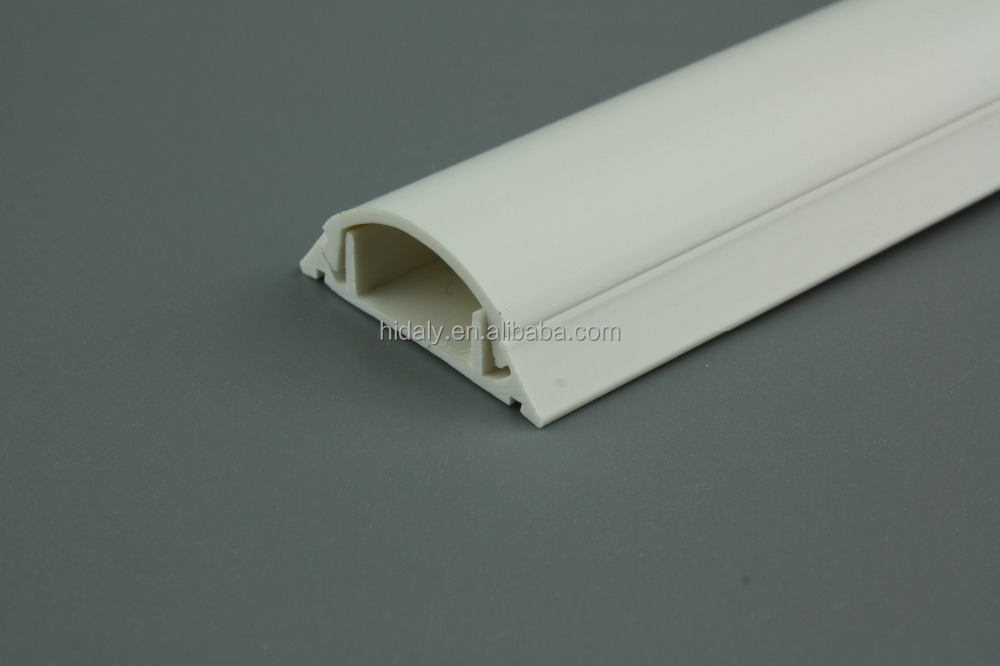 Duct Cable Cover Plastic Floor Trunking Wiring Systems
