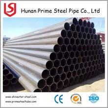 ASTM A500 black steel pipe definition astm a53 gr.b erw pipe with good quality