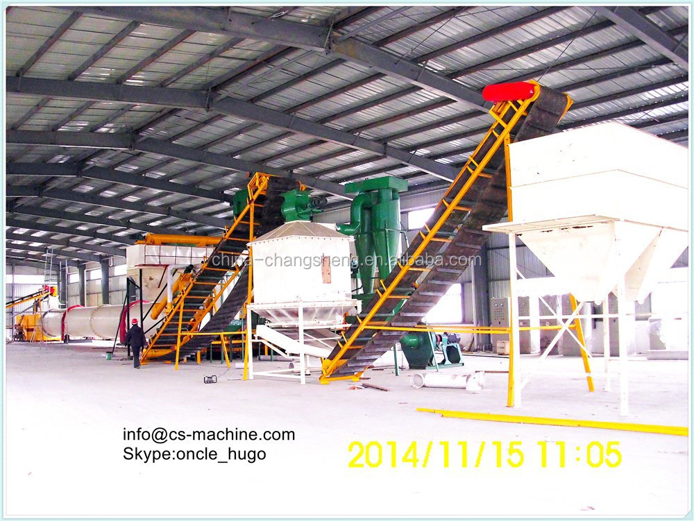 CS-PL 2015 hot sale Capacity 5T/h Palm fiber ,EFB,sawdust,straw,rice husk,wood wastes pellet making line