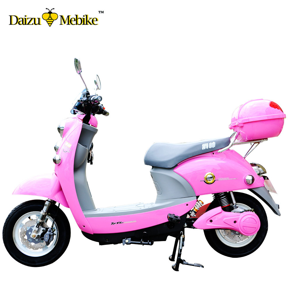 <strong>CE</strong> approved adult 2 wheel pedal assist 1000w electric scooter powerful china moped