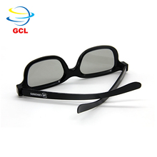 Low Cost Line Polarized 0.27Mm Virtual 3D Glasses