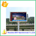 ali hot sells led product P8 full color outdoor led video display