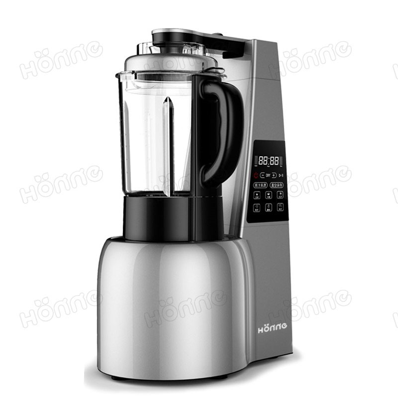 Vacuum blender and cooker with glass cup 1750ml
