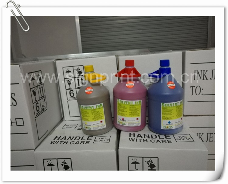 Good price!!! solvent ink for flora lj 320p with polaris head 15PL flora ink,flora polaris ink 15PL