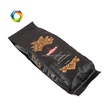 Manufacturer wholesale customized package coffee bean mylar bag with valve