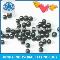 shot blasting material density 7.4 low carbon steel shot for aeronautic material blast cleaning