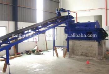 High Quality Coconut Fibre Extracting Plant