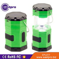 High Cost Solar USB Rechargeable Waterproof Portable Emergency camp lanterns